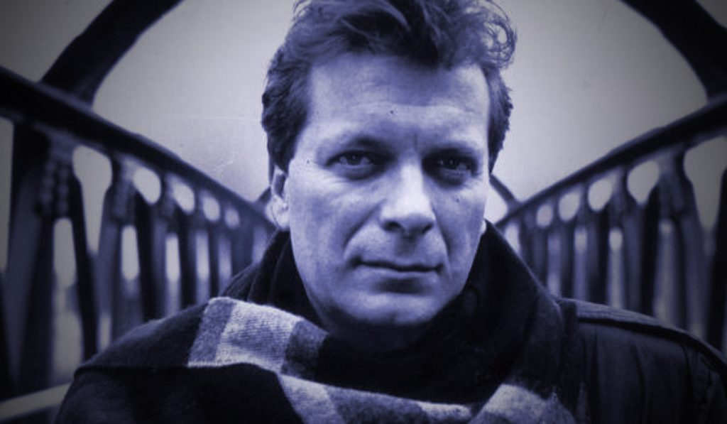 Tony Wilson of Factory Records