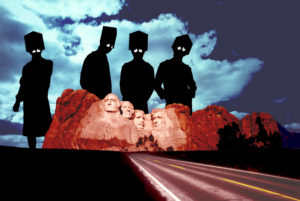 The Residents at Mount Rushmore