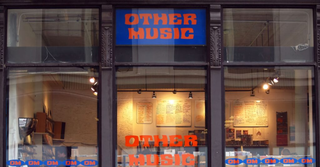Other Music, New York City